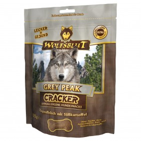 Wolfsblut Cracker Grey Peak Ziege