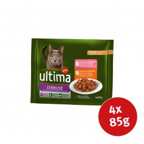 Ultima Cat Nassfutter Sterilized