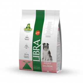 Libra Hundefutter Adult Lachs