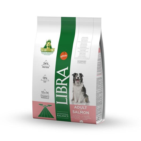 Libra Hundefutter Adult Lachs
