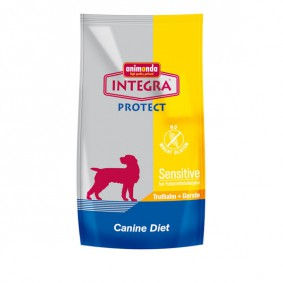 Animonda Hundefutter INTEGRA Sensitive Truthahn+Gerste