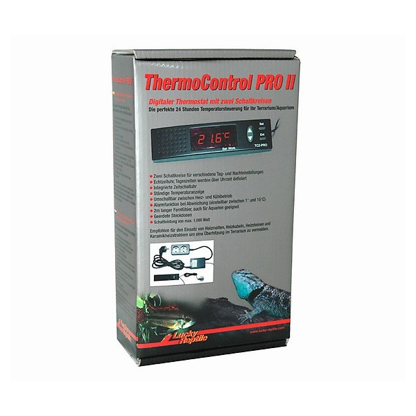Lucky Reptile ThermoControl Pro II