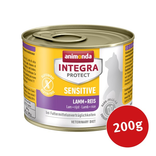 Animonda Integra Protect Katzenfutter Sensitive...