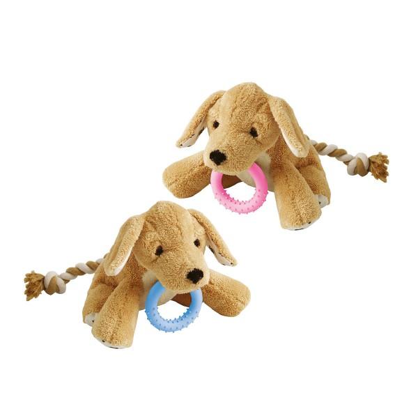 Karlie Plüsch Puppy Hund Basti