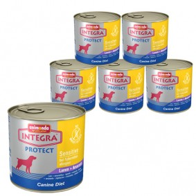 Animonda Integra Protect Sensitiv Lamm und Amaranth 600g