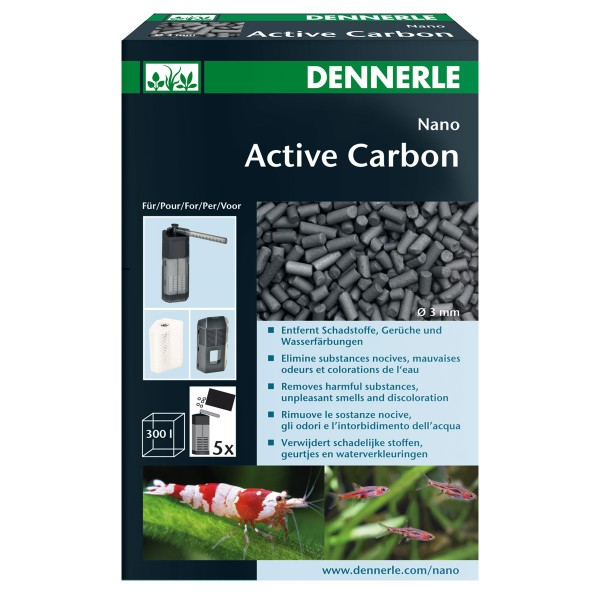 Dennerle Aktivkohle Nano Active Carbon