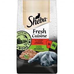 SHEBA Fresh Cuisine Taste of Rome Truthahn & Huhn