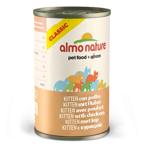 Almo Nature Nourriture pour chats 24x140 g