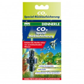 Dennerle Profi-Line CO2 Valve anti-retour spéciale