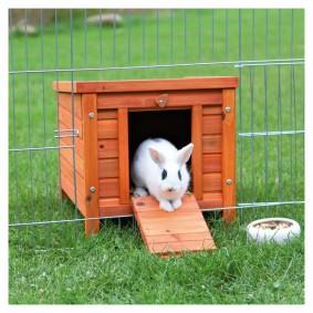 Trixie Kleintierhaus Natura für Kaninchen 60×47×50cm