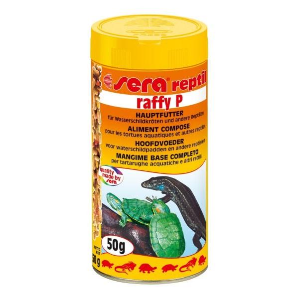 Sera Schildkrötenfutter Raffy P
