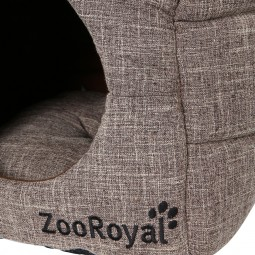ZooRoyal Kuschelhöhle Kim 35cm braun