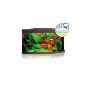 Juwel Komplett Aquarium Trigon 350 LED ohne Unterschrank - Dunkles Holz