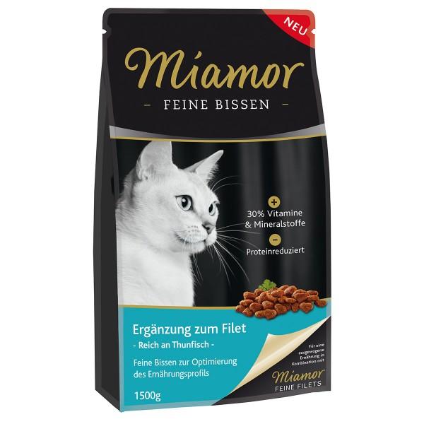 Miamor Katzenfutter Feine Bissen Thunfisch3x1,5kg