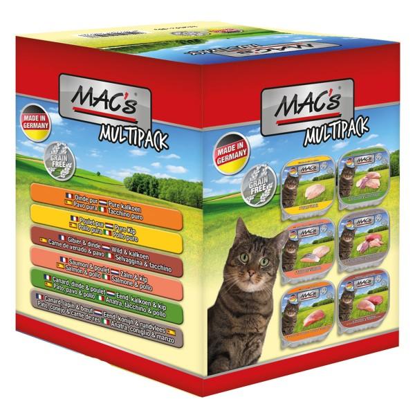 MAC's Cat 6er Multipack 1 85g