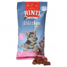 Rinti Extra Bitties Puppy Huhn & Ente 75g