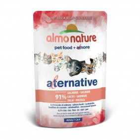 Almo Nature Alternative wet Cat Lachs