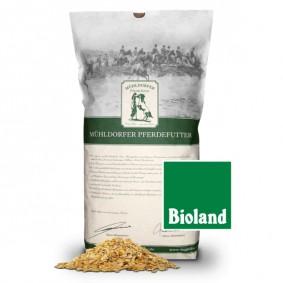 Mühldorfer Bio-Pferdefutter Bio-Maisflocken 15kg