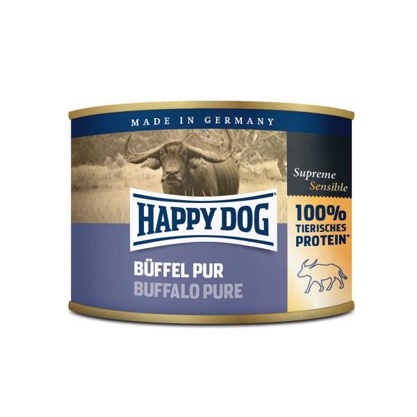Happy Dog Büffel Pur
