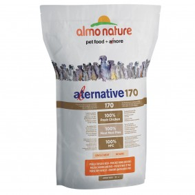 Almo Nature Alternative 170 Medium / Large Huhn und Reis
