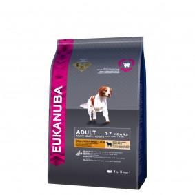 Eukanuba Hund Adult kleine und mittlere Rassen Lamm & Reis