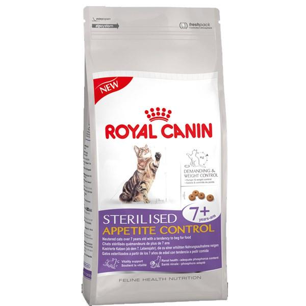 royal canin katzenfutter sterilised appetite control 7. Black Bedroom Furniture Sets. Home Design Ideas