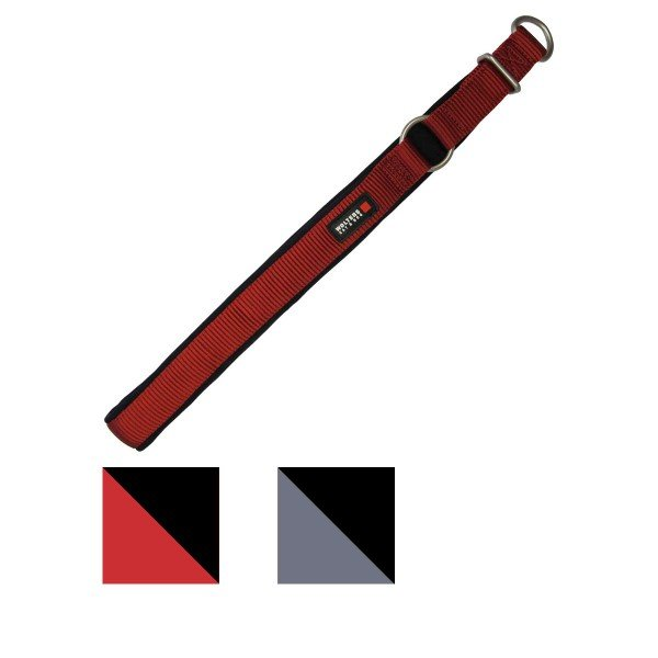 Wolters CatundDog Wolters Professional Comfort Schlupfhalsband rot/black 35cm x 25mm