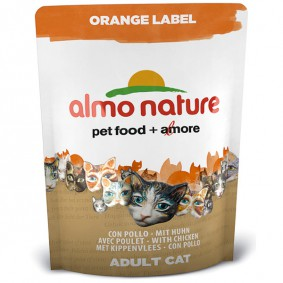 Almo Nature Orange Label Dry Huhn