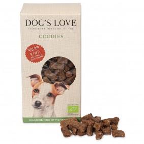 Dog's Love Goodies Bio-Rind 150g