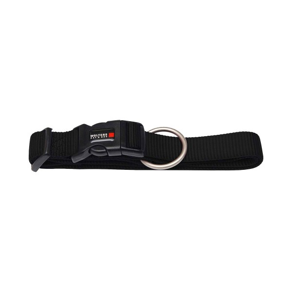 Wolters Cat&Dog Wolters Professional Halsband extra breit Schwarz S