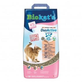 Biokat's Katzenstreu DuoActive fresh 10l