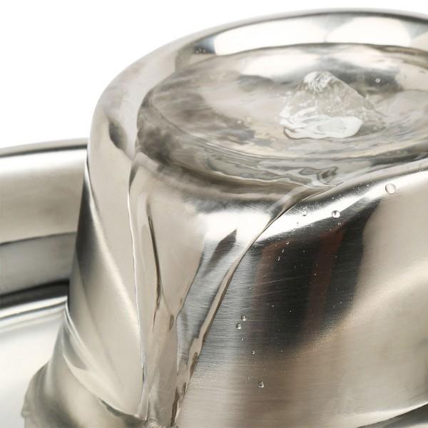 Pioneer Pet Edelstahl Trinkbrunnen Big Max Style 3,8 l
