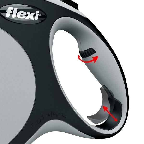 flexi New Comfort Seilleine grau