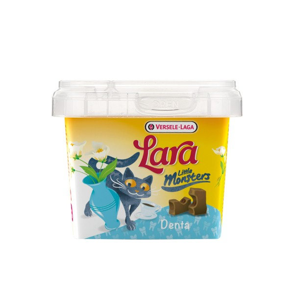 Versele-Laga Lara Little Monsters Crunchy Denta 75 g