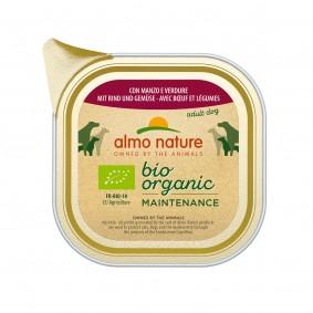 Almo Nature Bio Organic Dog mit Rind und Gemüse