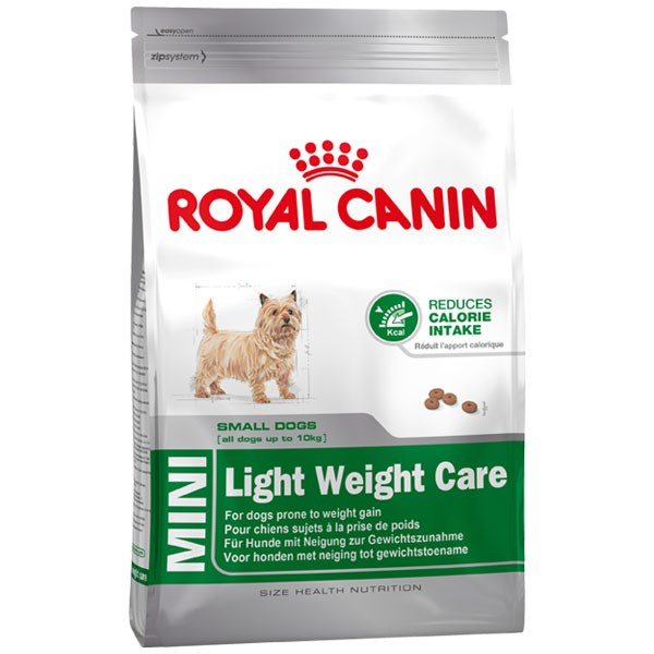 Royal Canin Mini Light Weight Care 2kg Beutel