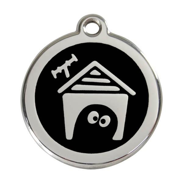 "Red Dingo Hundemarke ""Dog House"""