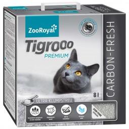 ZooRoyal Tigrooo Carbon-Fresh