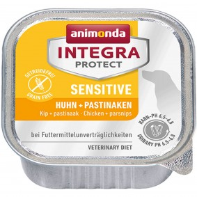 Animonda Integra Protect Sensitive Huhn&Pastinaken