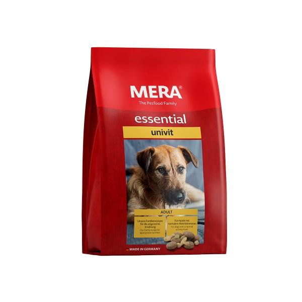 MERA essential Trockenfutter Univit