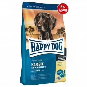 Happy Dog Supreme Karibik 6x300g Spenden-Aktion