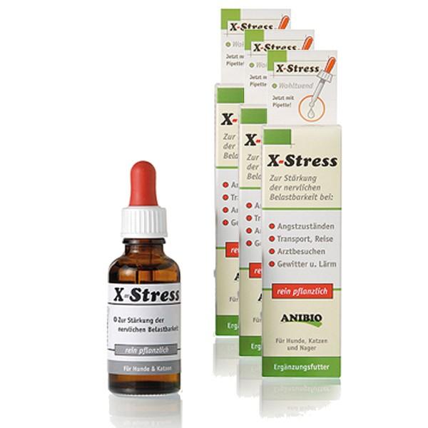 Anibio X-Stress 3x30ml