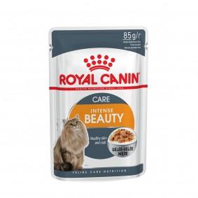 Royal Canin Intense Beauty v želé, 48 x 85 g