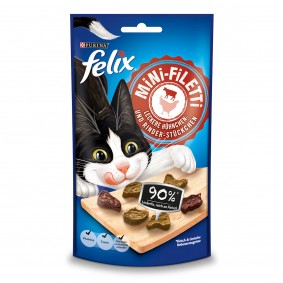 Felix Mini-Filetti Huhn & Rind