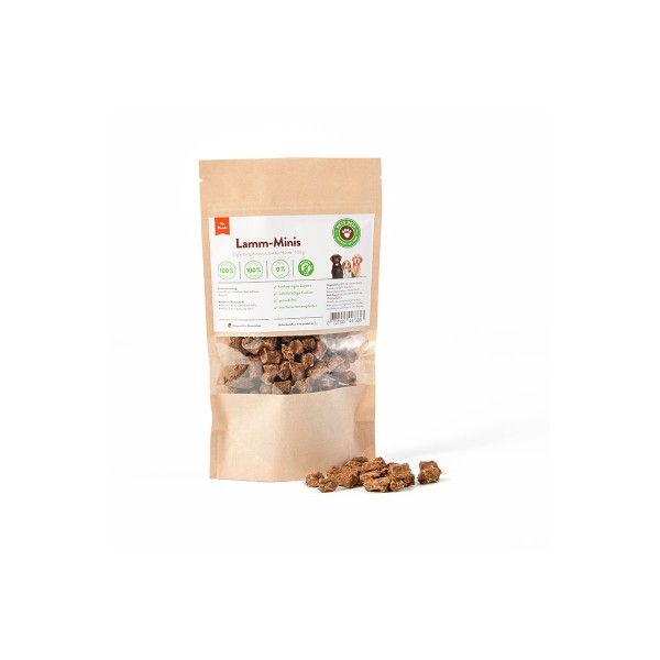Pets Deli Hundesnack Lamm-Minis Cookies 100g