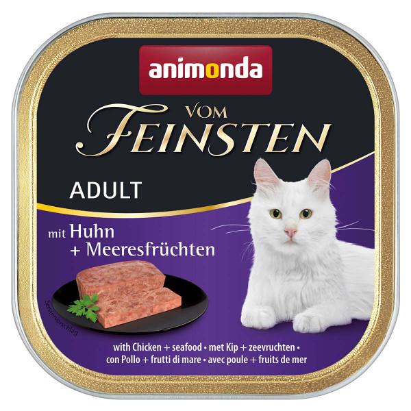 Animonda Vom Feinsten Adult mit Huhn und Meeresfrüchten