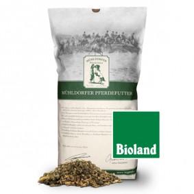 Mühldorfer Bio-Pferfutter Bio-Kräuter Müsli 20kg