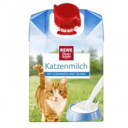 REWE Beste Wahl Katzenmilch 200ml
