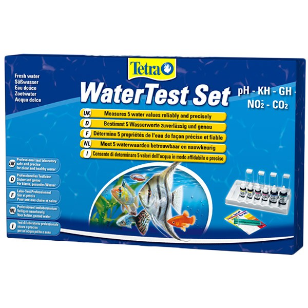 "Tetra WaterTest Set ""Laborett"""