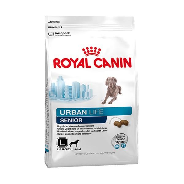 royal canin hundefutter urban life senior large dog bei. Black Bedroom Furniture Sets. Home Design Ideas